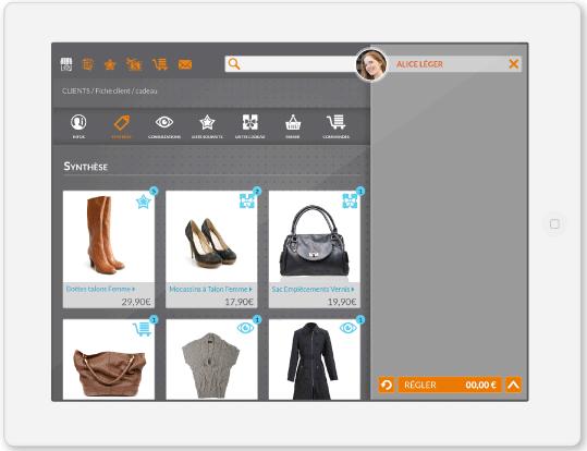 Logiciel d'aide à la vente pour PrestaShop